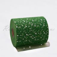 Hunter Sequin Tulle Roll